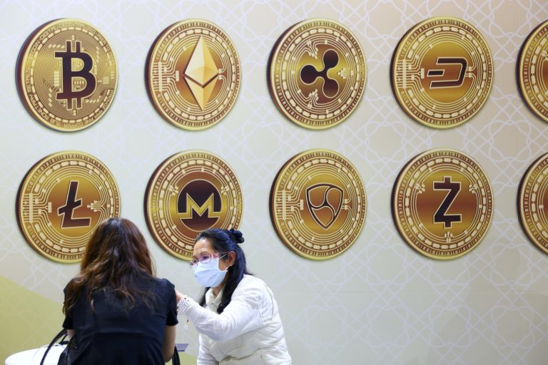Backed Cryptocurrencies